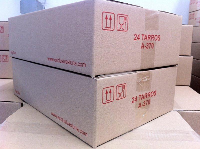Tarros de cristal de 370 ml con tapa exclusivas luna - Tarros de cristal con tapa ...